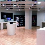 Apple store custom furniture