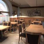 Custom furniture for restaurants